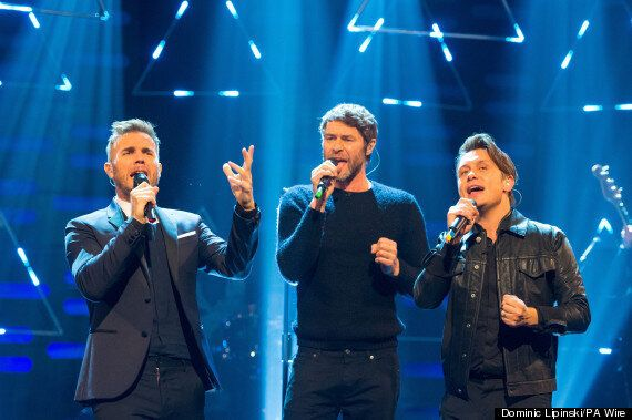 'Take That's Jason Orange And Robbie Williams WILL Return In The Future', Says Gary Barlow, Following...