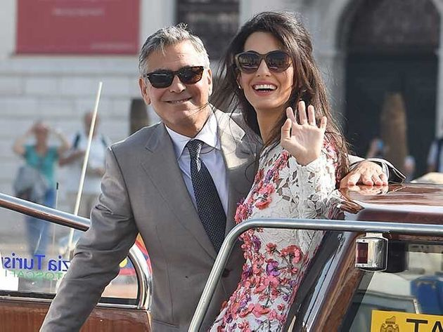 George Clooney's Best Friend Says Amal Is 'The Perfect Woman' For The Oscar-Winning