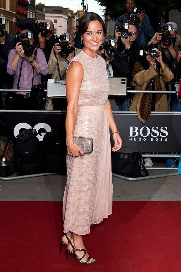 Pippa Middleton Reveals The Secret To That Toned
