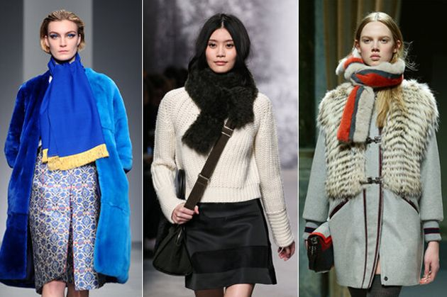 Scarves: 13 Snug Styles To See You Through This