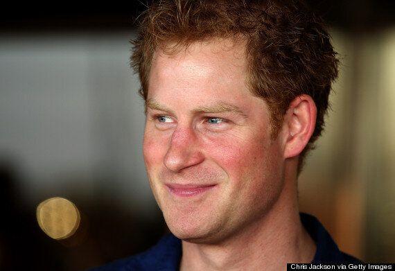 Prince Harry's 'Secret' On World AIDS Day