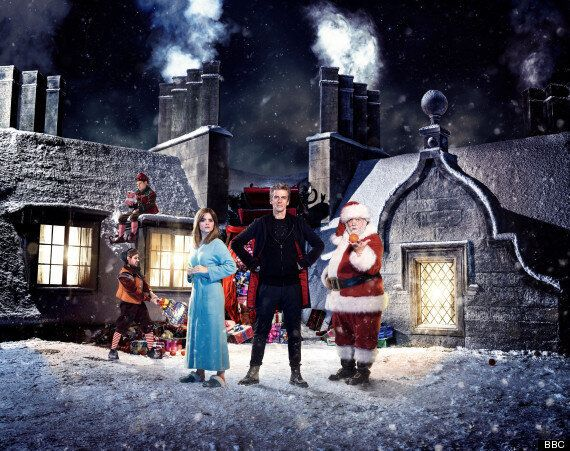 BBC TV Christmas Schedule Packed With Safe Favourites: 'Doctor Who', 'Call The Midwife', 'Mrs Brown's