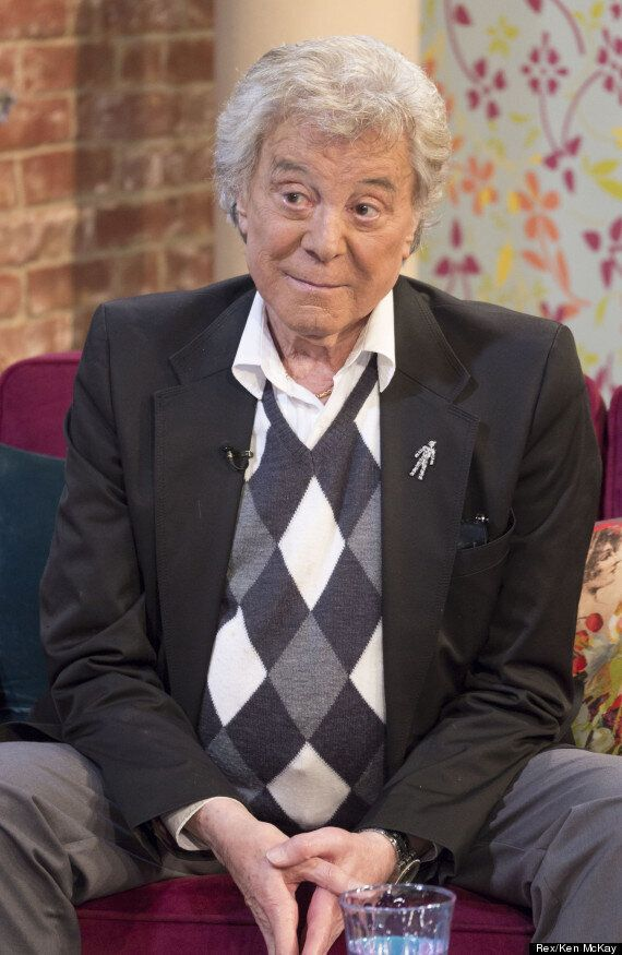 Lionel Blair 'Won't Work With Children' Because He's So Afraid Of False Child Abuse