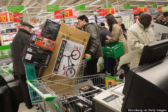 Millions Of Britons Left Spiritually Empty After Buying Crap They Didn't Need On Black