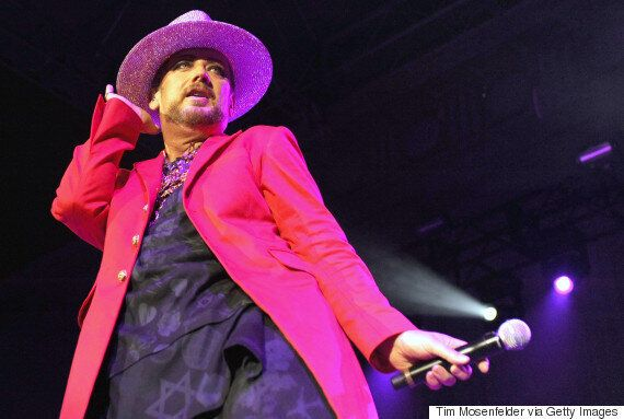 Boy George's Most Outrageous Quotes: 'The Voice UK' Judge's Funniest (And Cattiest!)