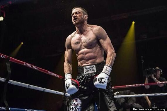 Jake Gyllenhaal Is Unrecognisable After Beefing Up To Play A Boxer In 'Southpaw'