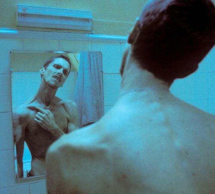 "The actor lost 60lbs thanks to a diet of ""coffee and apples"" for his role in 2004's The Machinist."