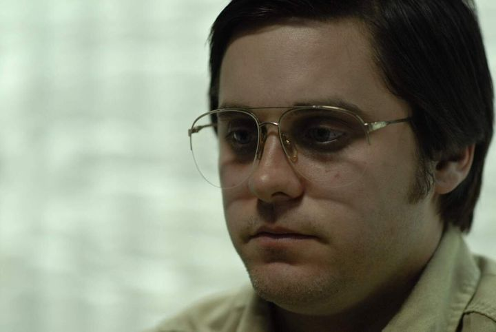 Jared Leto as Mark Chapman.