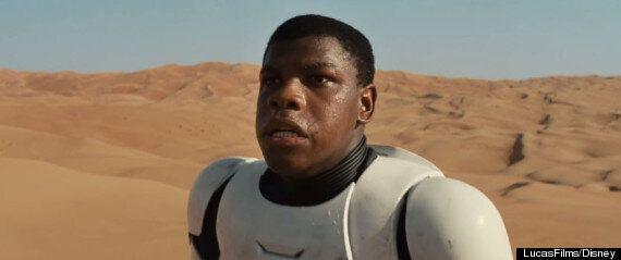 'Star Wars 7' Actor John Boyega Hits Back At Race Critics After #BlackStormtrooper Trends On Twitter:...