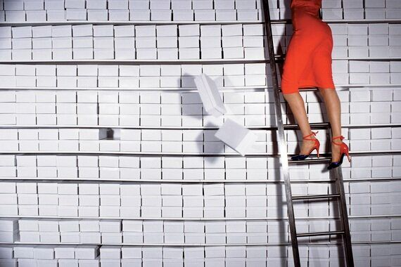 Should We Be Amused by Guy Bourdin's Photographs, or