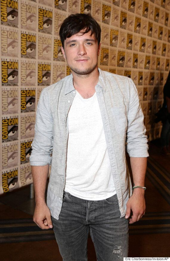 Josh Hutcherson Reveals Hope To Shut His Pro-LGBT Group, Straight But Not Narrow, 'But There's Still...