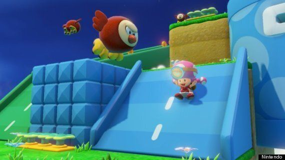 'Captain Toad: Treasure Tracker' Review: The Quiet