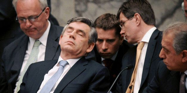 Gordon Brown Resigns: Here Are His 24 Finest* Pictures