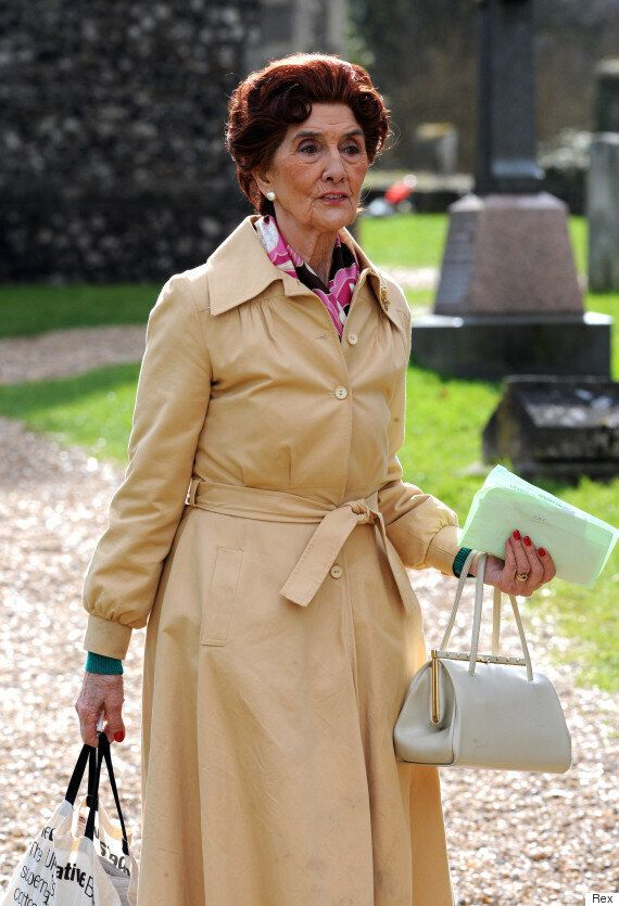 'EastEnders' Star June Brown Reveals She Has Lost Her Hearing After Flight Leaves Her Deaf - Just Months...