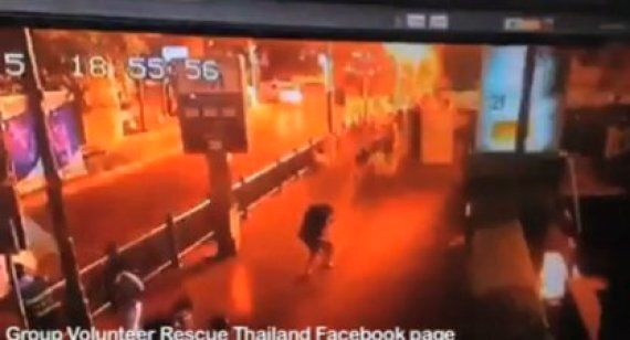 Bangkok Bombing: British Teenager Vivian Chan Confirmed Among Dead, As Police Release CCTV Picture Of