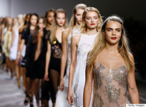 London Fashion Week Schedule September 2015: The Full List And