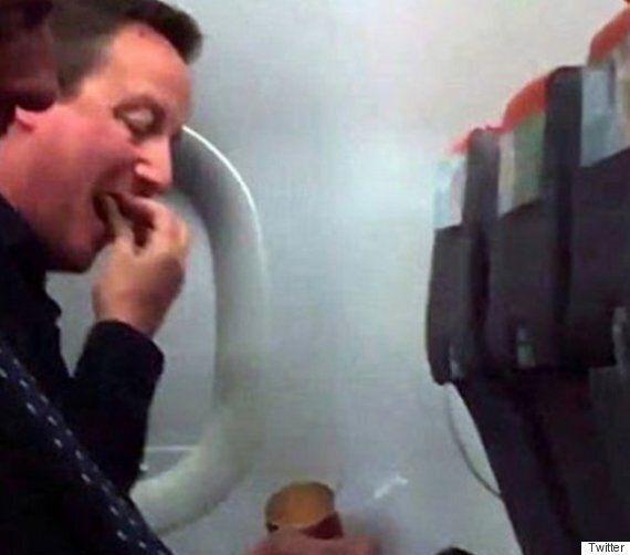 36 Photos Of David Cameron Pretending He's Not That