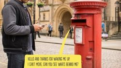 Seriously, Why Don't All Post Boxes