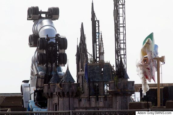 Banksy 'To Launch Sinister Dismaland In