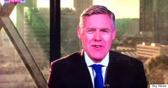 Sky Presenter Ian King Investigated By Ofcom For Saying 'F***' During 'Kenneth Tynan'