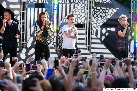 Apple Music Festival 2015: One Direction, Disclosure, Florence And The Machine And Pharrell Announced...