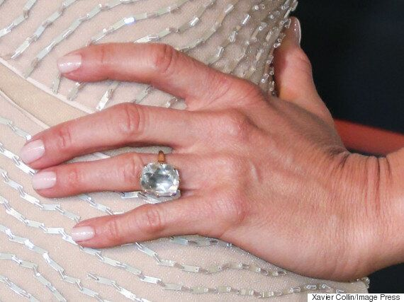 Justin Theroux's Wedding Ring Is Pretty