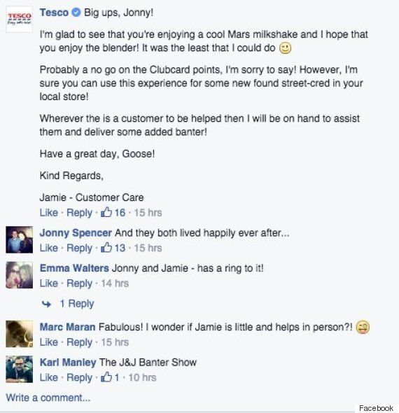 Tesco Drinks Promotion Rant By Bargain-Seeking Yorkshire Man Goes