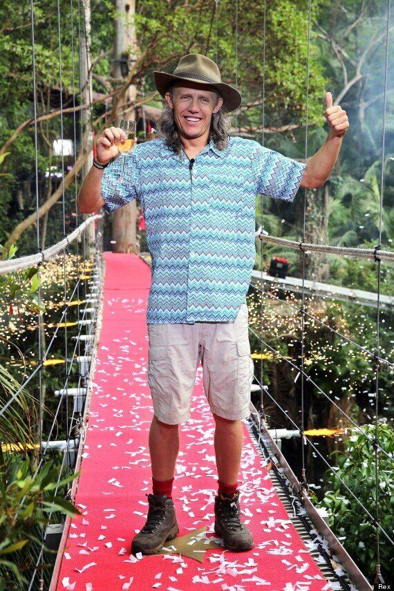 'I'm A Celebrity': Jimmy Bullard Leaves Jungle, Following 'Bullying' Accusations Over Jake Quickenden