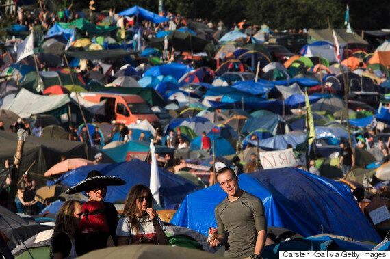 Sziget Festival: Hungary Urges Attendees To Donate Tents To