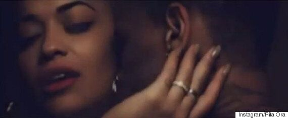 Rita Ora And Chris Brown Get Steamy In 'Body On Me' Music Video Preview Clip