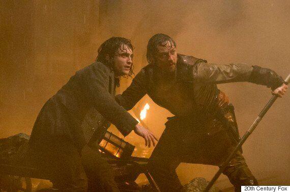 Daniel Radcliffe Stars With James McAvoy In First 'Victor Frankenstein' Trailer
