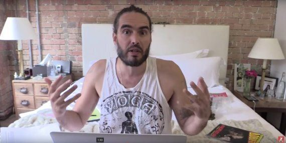 Russell Brand's The Trews On Jeremy Corbyn And Tony Blair Might Have Scuppered The Former's Labour Leadership