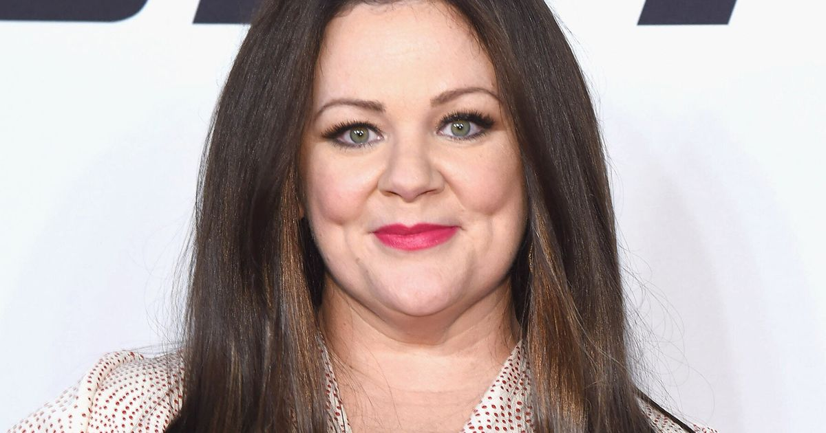 Melissa Mccarthy Gets Serious About Plus Size Fashion Stop