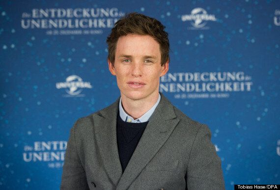 'Star Wars 7': Eddie Redmayne Reveals 'Catastrophically Bad' Audition 'Crushed His Childhood