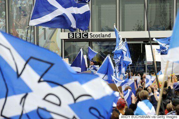 SNP's John Nicolson Accuses BBC Of 'Bad News Judgement' Over Scottish Politics