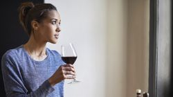 Your Evening Glass Of Wine Is The Equivalent Of Downing Three Shots Of