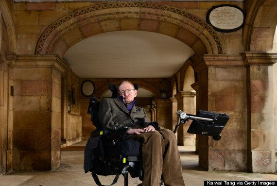 Stephen Hawking Has Warned That AI Could 'Spell The End Of The Human