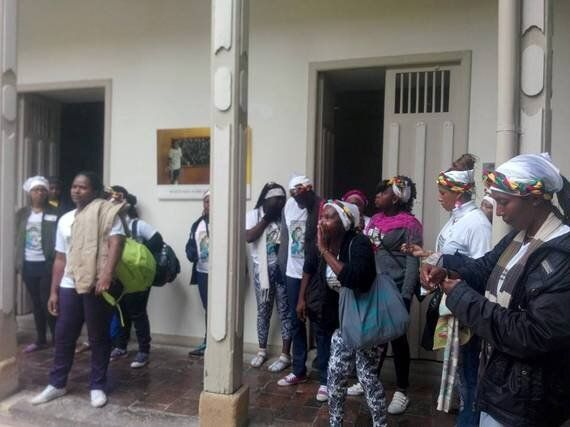 Why Did 22 Afro-Colombian Women Occupy the Colombian Interior Ministry for Five