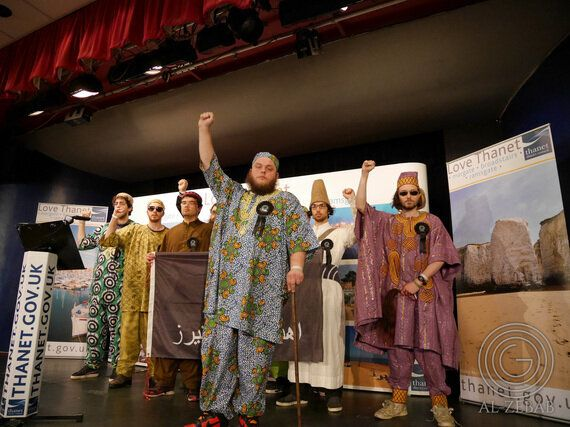 It's Not the Counting It's the Taking Part That Wins: How Al Zebab Beat