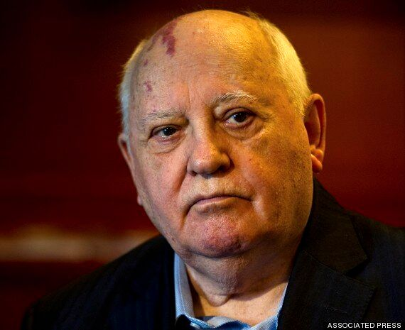 Mikhail Gorbachev Blames American 'Triumphalism' For Bringing About A New Cold
