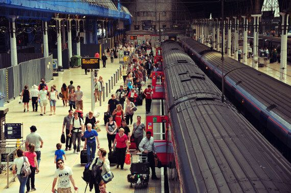Sex Offences Increase On British Railways, But Recorded Crime