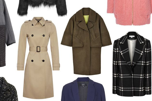 Coats: 25 Statement Styles For