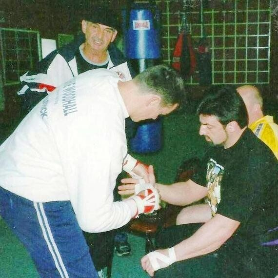 A Great British Boxing Trainer Hears the Final