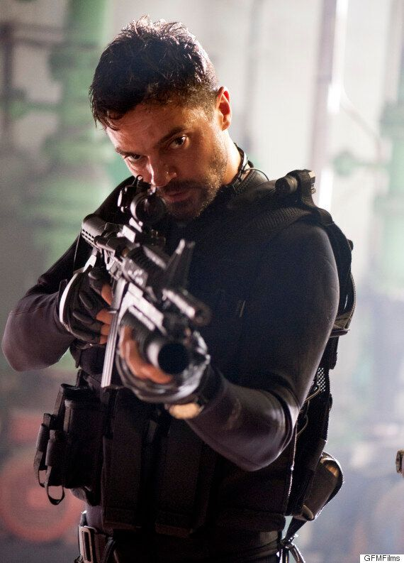 Dominic Cooper Looks The Part In First Image For Action Thriller