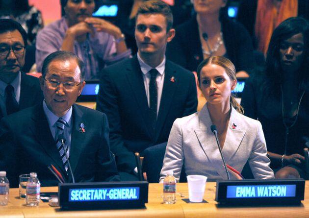 Emma Watson's Empowering Speech On