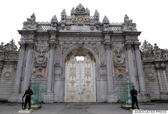 Istanbul Shooting: Gunfire At Turkey's Dolmabahce