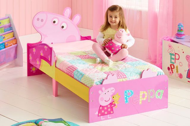Win A Peppa Pig Toddler Sleep Kit Worth 180 With Worlds Apart