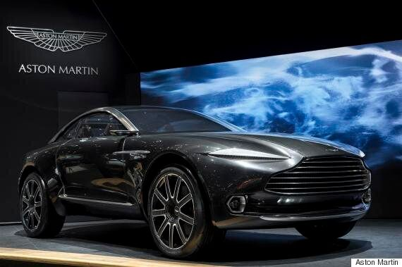 James Bond Could Soon Be Driving An Electric Aston