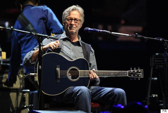 Eric Clapton Shares His 70th Birthday With Cinema-Goers, In Special Royal Albert Hall Concert Film