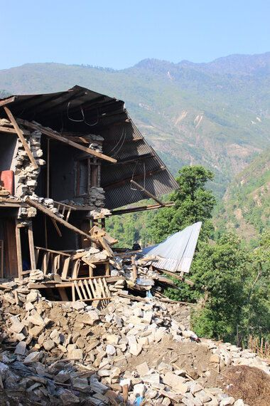 Nepal: Building Back, But Out of More Than Bricks and